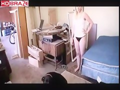 Perfect body slutty girl fucked by dog porno HD