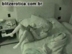 Horny young girl show cam with dog
