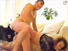Horny girl fucking dog knot - animals porn - HD Porn - Porn Tubes