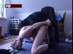 Dog Fuck Hardcore Curly Girl