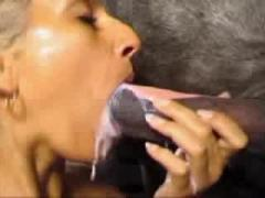 Horse cum full her mouth