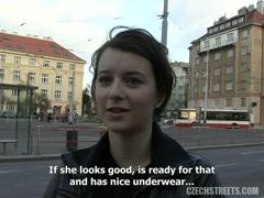 Czech Streets - Ilona