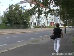 Czech Streets - Young cute and loving cock