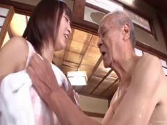 [9ONSD-865] Ayumi Kimino chick maid sucking and fucking mature
