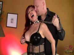 Sexy Vanessa Bella fucking hardcore with husband