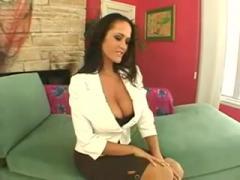 Carmella needs his cum inside her vagina