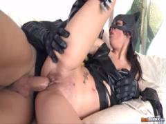 Cat man and bat man casting porn to different way - Cosplay HD