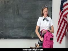 School girl Molly gets banged by her teacher - HD Video | Pornbraze.com