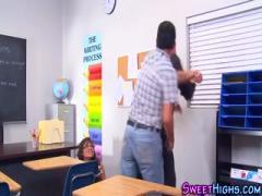 Busty schoolgirl titfucks teacher - HD Film | Pornbraze.com