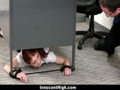 Slutty schoolgirl Alice seduces her teacher - HD Film  Pornbraze.com