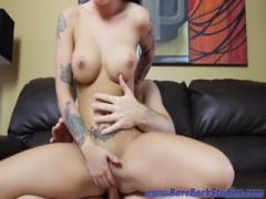 Christy Mack fucks her stepfather