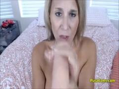 Mom I need Help HOT Blonde MILF Big Tit Divine Ass