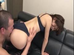 Moe Angel SNIS 419 Asian babe porn gets fucked by neighbor