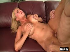 Step-Mom bitch whore wants to become a good mom - HD porn