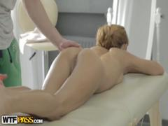 Skinny chick enjoys Sexy Body ass Massage Orgams Babe - HD Porn