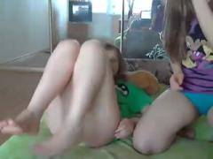 Kinky Young Girls On Webcam Show