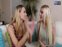 Naughty American Two Blonde