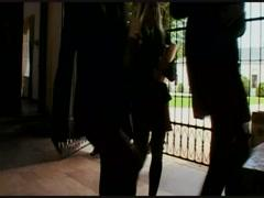 Blonde Russian young girls loves one night stand
