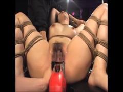 Fucking hard toy Japanese girl fuck (DBIK-004) Mirei Kayama