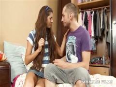 Sexy Czech teen lies to try anal - HD porn video  Pornbraze.com