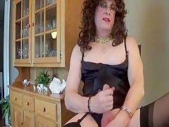 Slutty married sissy saying way too much